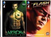 """""""Arrow"""" """"The Flash"""" obtiennent comics numériques"""