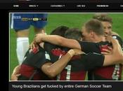 Pornhub reçoit trop vidéos Brésil Allemagne s'en plaint