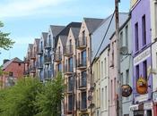 Voyage Irlande, Cork ville pleine d'effervescence