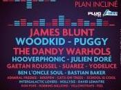 Ronquières Festival Août 2014 Plan incliné