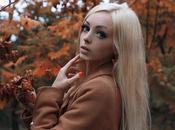 Alina Kovalevskaya, nouvelle Barbie humaine