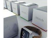 iWatch production repoussée mois novembre