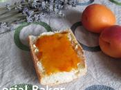 Confiture d'abricot lavande