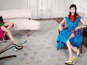 Welcome dans salon avec nouvelle campagne Christian Dior...