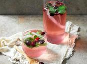 kitchen cranberry mojito