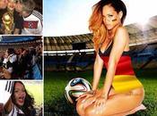 Rihanna, star finale Coupe monde