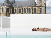 ARCHITECTURE Swimming Pool dmvA (Grimbergen)