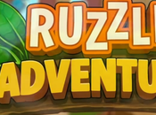 Ruzzle Adventure maintenant disponible Android