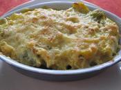 Mini gratin léger choux bruxelles/pommes terre
