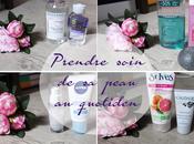Routine soins pour reconcilier avec peau grasse sensible