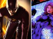 Flash Plastique rejoint série cotés Barry Allen