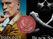 Black sails crossbones l'abordage moussaillon