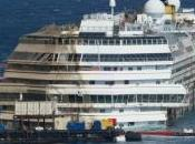 Pollution remorquage Costa Concordia sous haute protection