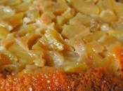 Gâteau Léger pommes compotées