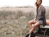 Daria Werbowy nouveau égérie campagne MANGO