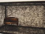 Small Room Chiharu Shiota galerie Templon (Paris
