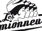 Camionneuses s'installent Lafayette Gourmet Haussmann