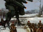 1920 Warlord Seigneurs Guerre Jakub Rozalski