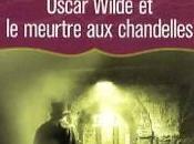 Oscar Wilde meurtre chandelles, polar Gyles Brandreth