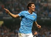 Mercato Premier League City bloque Jovetic