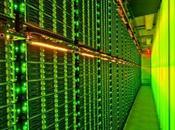 l'énergie verte pour data centers