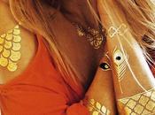 FlashTatoos: tatouages éphémères façon bijoux
