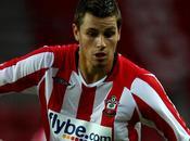 Mercato Premier League Schneiderlin jusqu'au bras avec Southampton