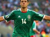 Mercato Premier League Chicharito Hernandez vers l'Atletico Madrid