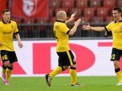 Ligue champions Lille tient bout