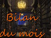 Bilan mois [juillet 2014]