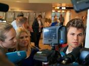 Olympiades échecs avec Magnus Carlsen