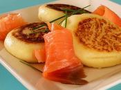 Galettes pommes terre