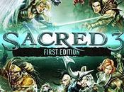 SACRED maintenant disponible Découvrez trailer lancement