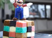 exclusivité, Mario contre Rubicube cake