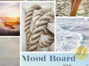 Mood Board Vacances d'été