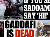 raisons pour Nicolas Sarkozy n'oublie Libye