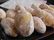 Biscuits l'orange