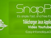 SnapPea Applis, jeux vidéos pour votre téléphone Android.