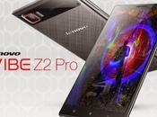 Lenovo Vibe Pro: design métallique avec écran Quad