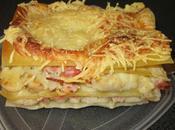 Lasagnes choufleur