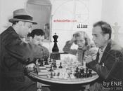 Bacall Bogart Quand stars jouent échecs