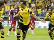 Supercoupe d'Allemagne Dortmund trop fort pour Bayern