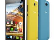 Archos Neon smartphone coloré moins euros