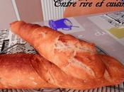Baguettes pain d'Eva