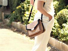 Accro total look blanc