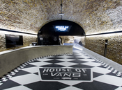 House Vans London: 3000m2 skate, d'art musique
