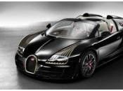 Bugatti Veyron suite km/h 1500 chevaux