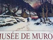 Musée Peintres l'Ecole Murols -Musée France- exposition LEON BOUDAL