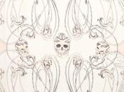 Mode nouveaux foulards soie Skulls Alexander McQueen
