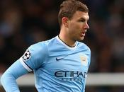 Mercato Premier League Dzeko prolonge quatre